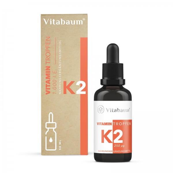Vitamin K2 1000 I.E.