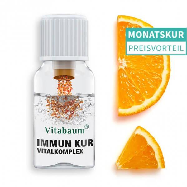 Immun Kur - Vitalkomplex - Monatspack
